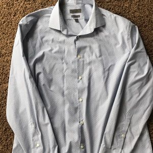 Men's Calvin Klein 17 34/35 dress shirt